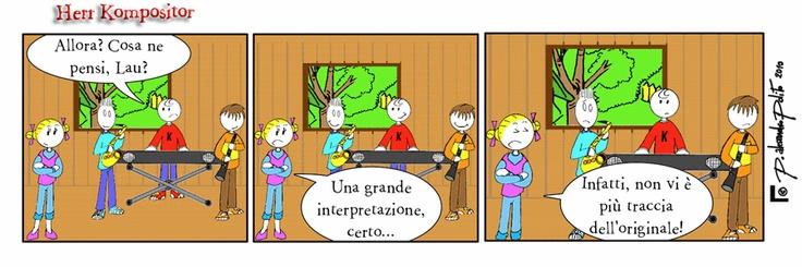 herr kompositor - interpretations