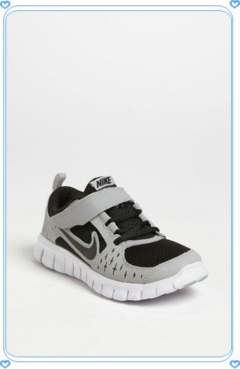 Nike 'Free Run 3' Sneaker (Baby, Walker, Toddler & Little Kid) | Nordstrom - Cute shoes for when baby girl can walk!        Deals on #Nikes. Click for more great Nike Sneakers for Cheap