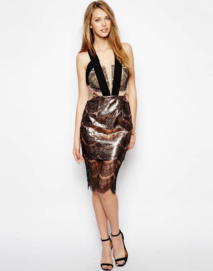 28 best Midi Dresses images on Pinterest | Midi dresses, Tea length ...