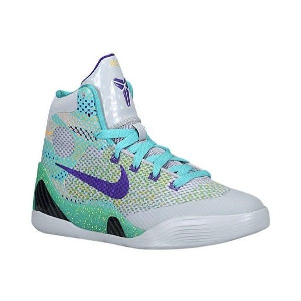 Love these Nike basketball shoes. Find this Pin and more on ShoeGame by  yoyofairy568. Nike Kobe IX Boys' Grade School ...