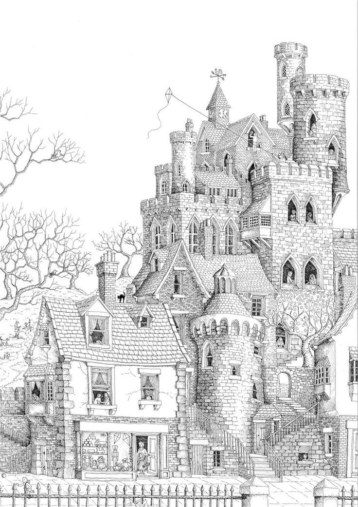 Bestadultcoloringbooks.com — This is a truly amazing and detailed image that I...