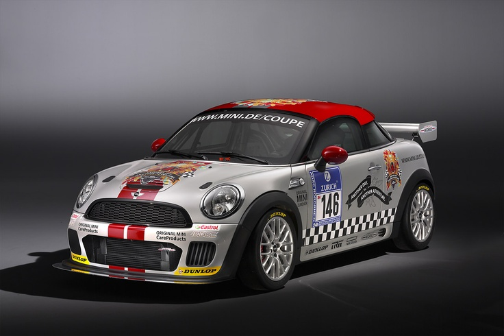 Mini Cooper S Grand Prix JWC edition