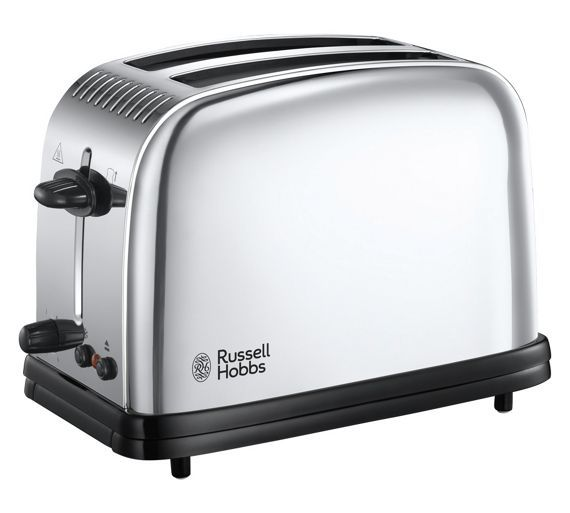 Buy Russell Hobbs 23310 Classic 2 Slice Toaster - St/Steel at Argos.co.uk, visit Argos.co.uk to shop online for Toasters, Kitchen electricals, Home and garden