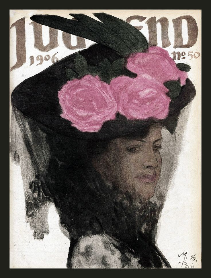 Jugend 1906 Heidelberg University Collection