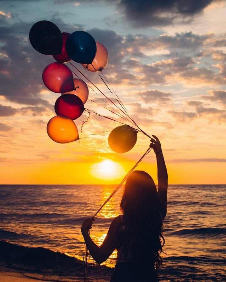 Картинки ава воздушный шарик
