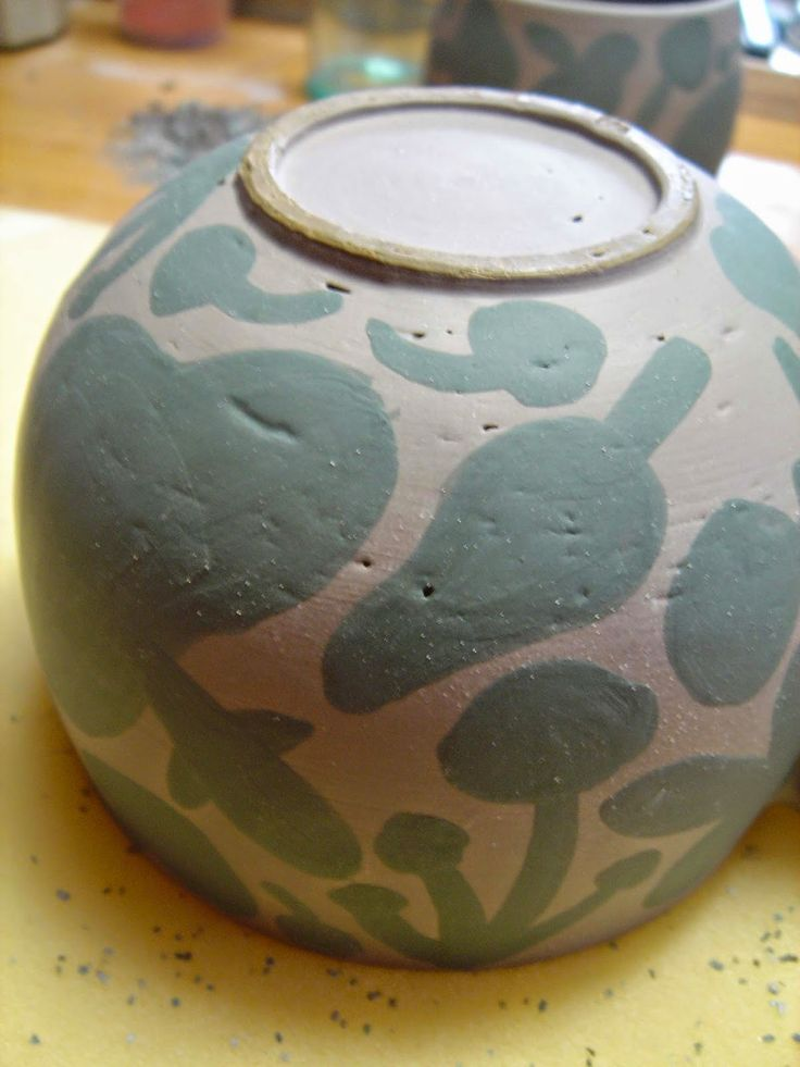 17 Best Images About Underglazes And Slips On Pinterest
