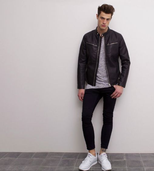 Fashion with compassion - men's Spring jackets on today's blog http://nottodiefor.com/mens-spring-jackets/ #menswear #veganfashion #cruetlyfree #springtrends #fashion #pullandbear