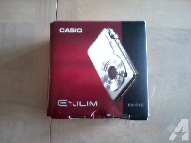 Casio Exilim digital camera for Sale in Staten Island, New York Classified | AmericanListed.com