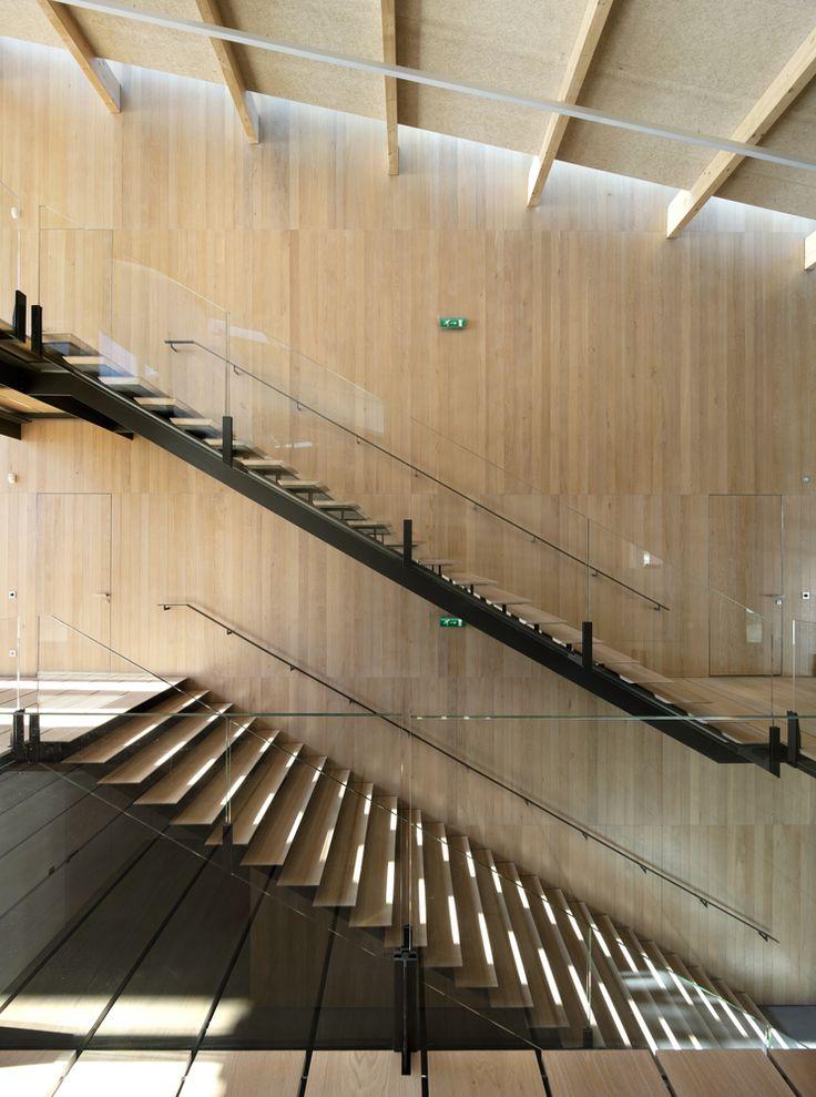 Gallery of Mont-Blanc Basecamp / Kengo Kuma & Associates - 3