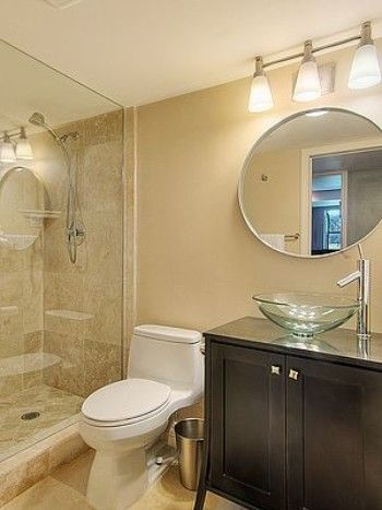 17 best images about bathroom redesign on pinterest dark Redesigning small bathrooms