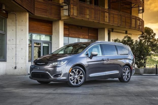 2019 Chrysler Pacifica Named Top Safety Pick The 2019 Chrysler