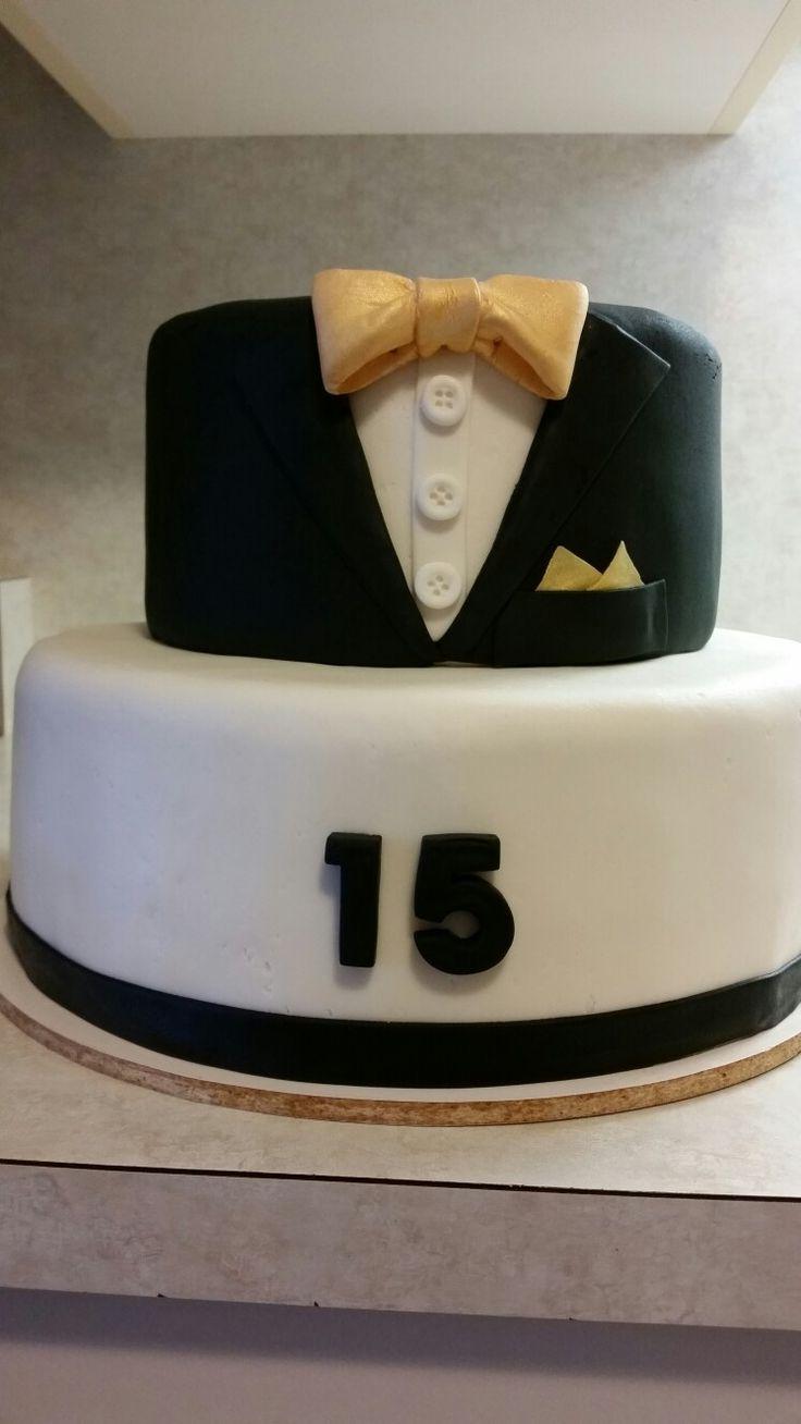 25 Best Ideas About Tuxedo Cake On Pinterest Men Cake