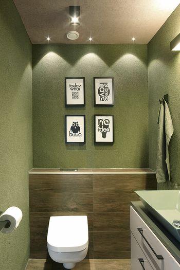 Viherperhe-kohteen kylpyhuone Tunto Kivipinnoitteella