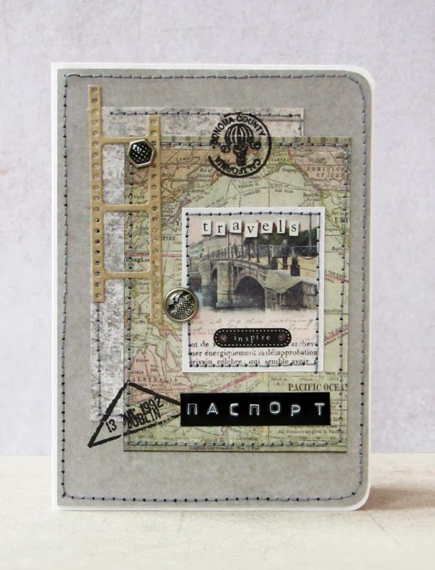 Мое настроение: Обложки для паспорта.