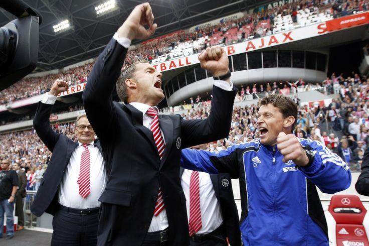 Fotoverslag: 5,5 jaar De Boer in tien kiekjes - Ajax Showtime