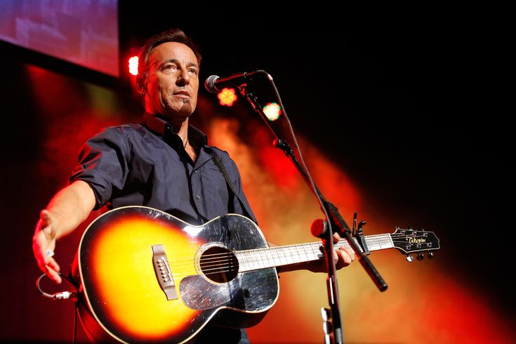 A 54-Minute Conversation With Bruce Springsteen
