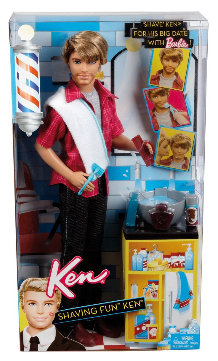 Mattel Gives Barbie s Boyfriend Ken a Makeover
