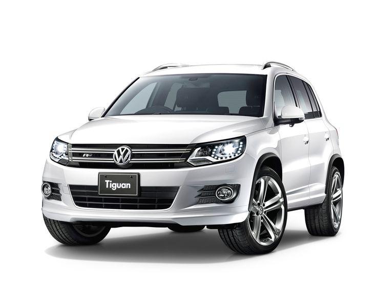53 best Volkswagen Tiguan images on Pinterest  Dream cars