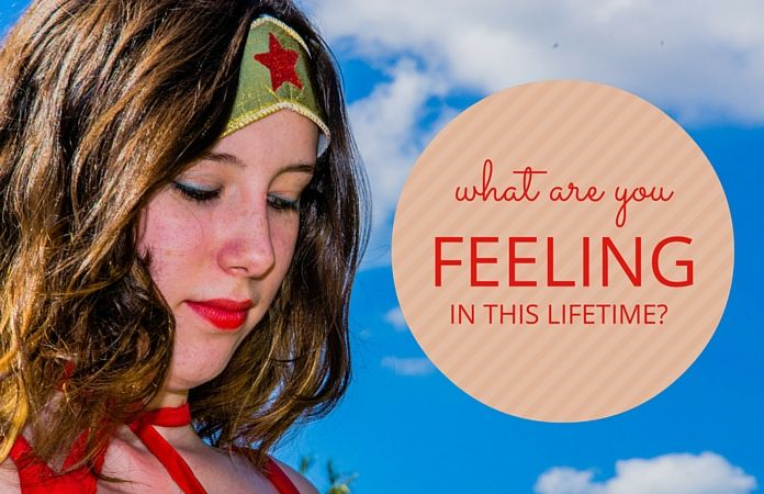 The energy we were born with determines how we feel and our current circumstances are extensions of this same energy.