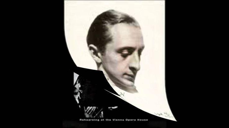 Vladimir Horowitz; Arturo Toscanini: Tchaikovsky: Piano Concerto #1 1943...