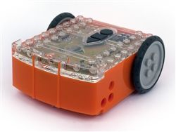 Edison programmable robot for education
