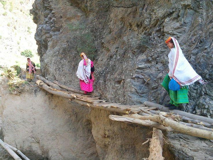 Kalash Valley Chitral Pakistan