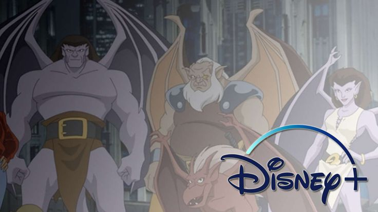 From the xmen animated series to gargoyles so many of