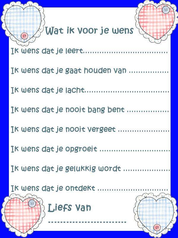 Magnifiek Genoeg Baby Shower Quiz Nederlands #WKV42 - AgnesWaMu #OB24