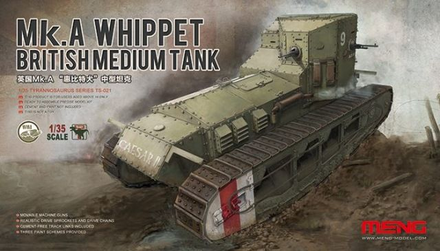 The whippet by Meng