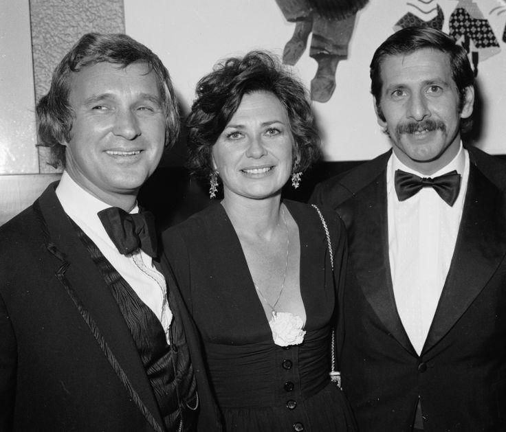Norman Jewison, Norma Crane and Chaim Topol ♥