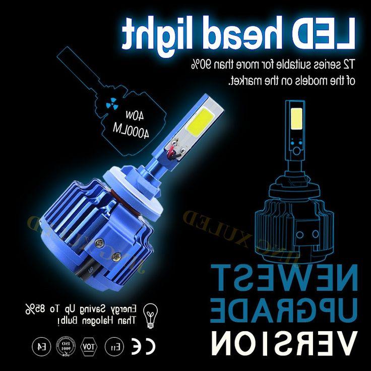 27.97$  Buy here - https://alitems.com/g/1e8d114494b01f4c715516525dc3e8/?i=5&ulp=https%3A%2F%2Fwww.aliexpress.com%2Fitem%2FPair-H4-LED-Car-Headlight-Bulb-Hi-Lo-Beam-Auto-Headlamp-80W-8000LM-6000K-COB-Led%2F32730315082.html - Pair H4 LED Car Headlight Bulb Hi-Lo Beam Auto Headlamp 80W 8000LM 6000K COB Led Headlights For Audi/BMW/Ford/Toyota/VW/Hond 27.97$