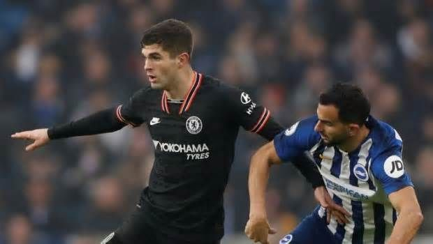Usmnt S Christian Pulisic Back In Chelsea Xi For 1 1 Draw Away To Brighton Get The Latest News For Chelsea Inside Pinterest On This Board Dont Forget To F 2020 첼시