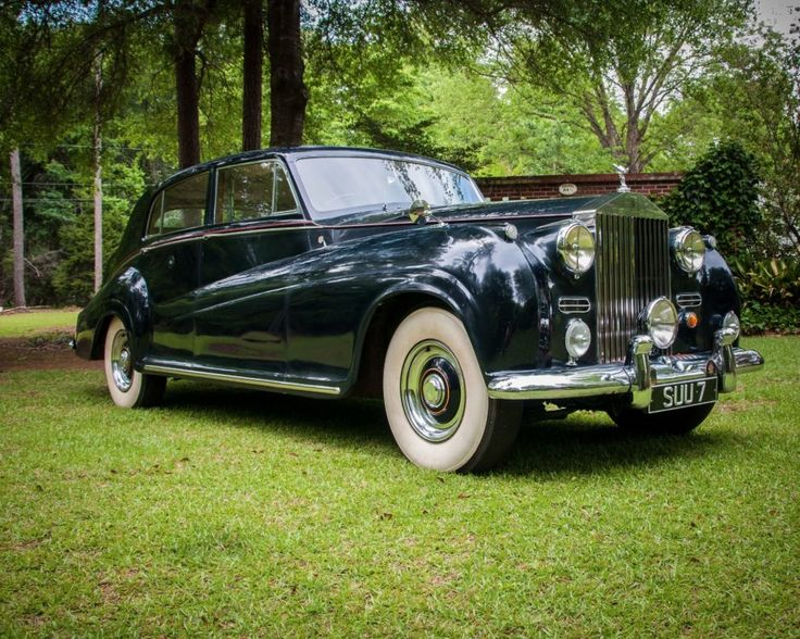 1955 Rolls Royce Silver Wraith Touring Limousine by James Young