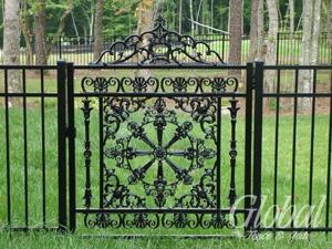 Aluminum Gates | Aluminum Fence Gates | Aluminum Fence Gate