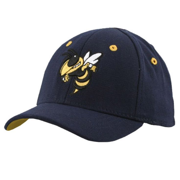 Top of the World Georgia Tech Yellow Jackets Navy Blue Infant Lil' Buzz 1Fit Hat