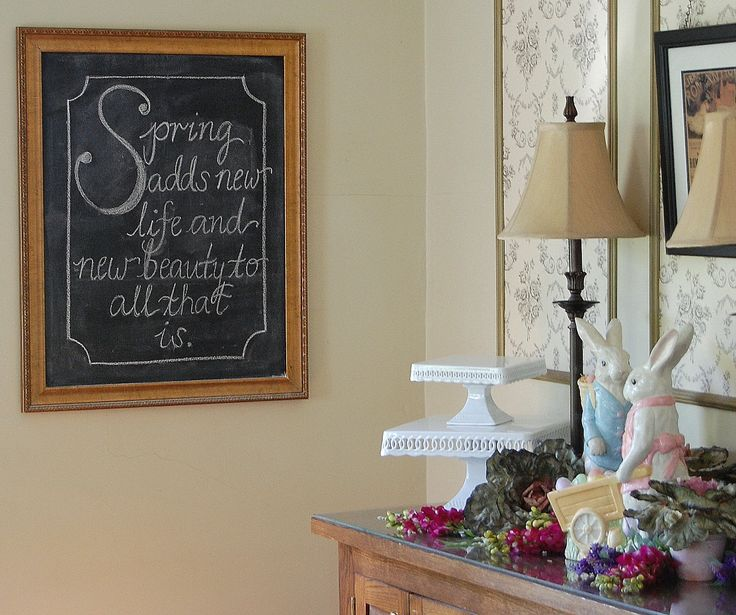 Spring Quote,