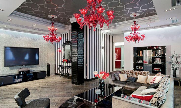 luxury apartments living room.  Luxury Apartments Living Room Plain Gn Studio Arthur Casas 14 To