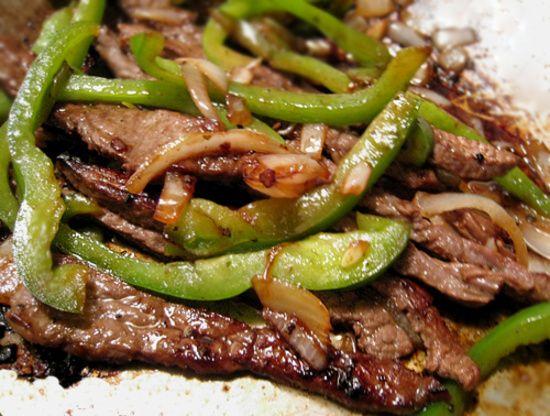Good Eats Skirt Steak Marinade) - Great For Fajitas! Recipe - Food.com: Food.com