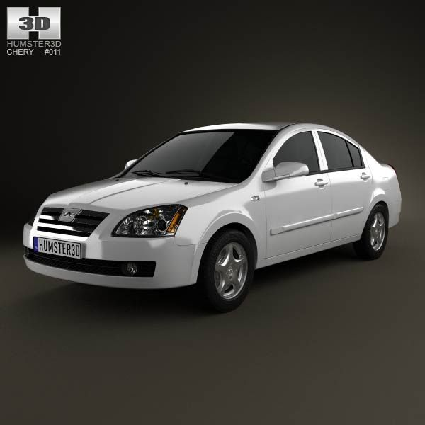 Chery A5 2010 3d Model From Humster3d.com. Price: $75