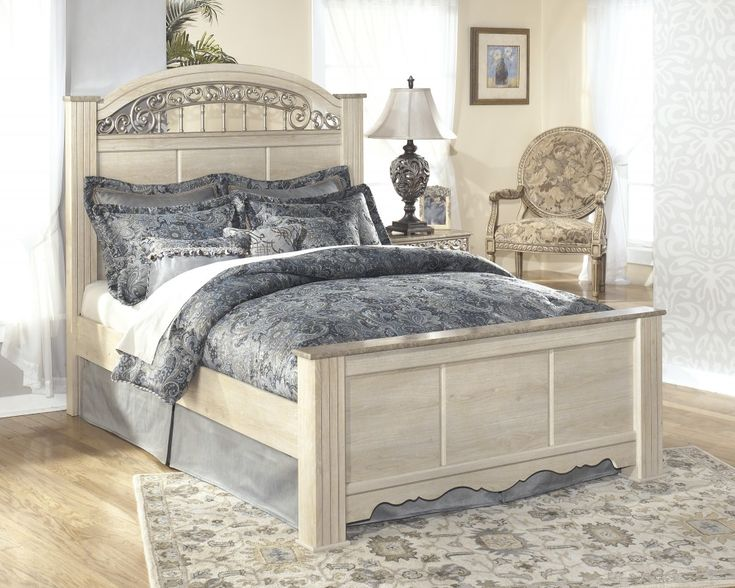 Get Your Catalina Queen Poster Bed At Mirab HomeStore And Furniture  Gallery, Belize City Furniture Store.
