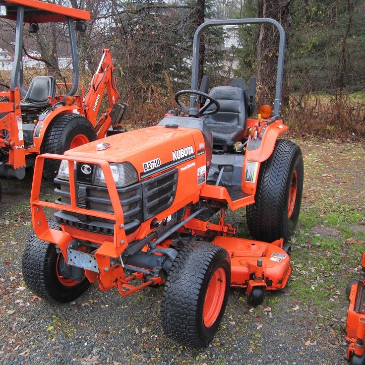 Garden Tractor Brush Guard : Best images about kubota on pinterest compact