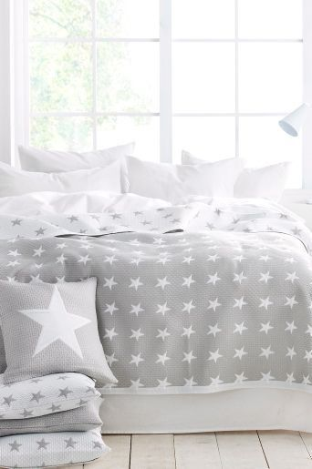 ♥white and grey and stars