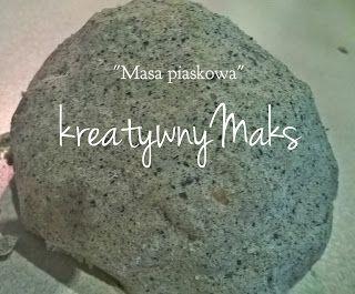 kreatywnyMaks: Masa piaskowa N3