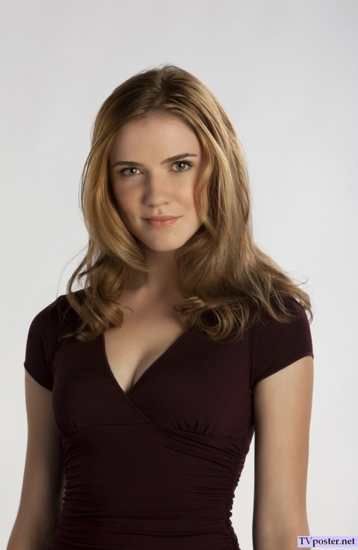 Sara Canning, inspiration for Jenny, Chad's wife and Ashley's sister in law