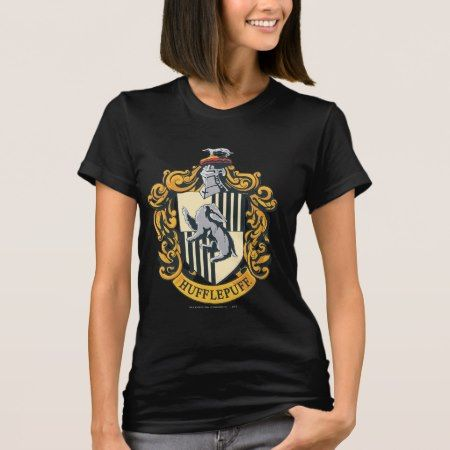 Hufflepuff Crest T-Shirt - click to get yours right now!