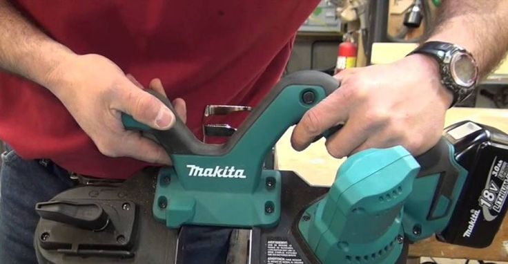 Makita XBP02Z 18V Portable Band Saw Review