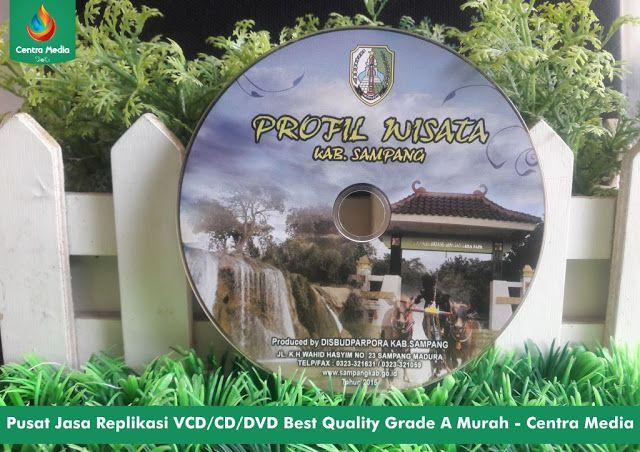 MELAYANI JASA PENGGANDAAN CD DVD BANGKALAN