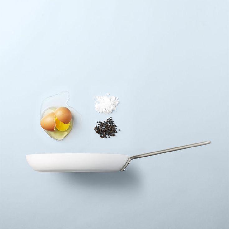 My Minimalist Recipes With Neatly Arranged Ingredients