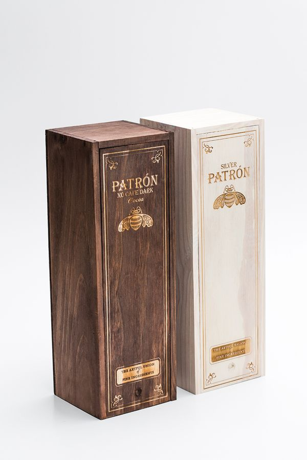Packaging / Patron Gift Pack / wood