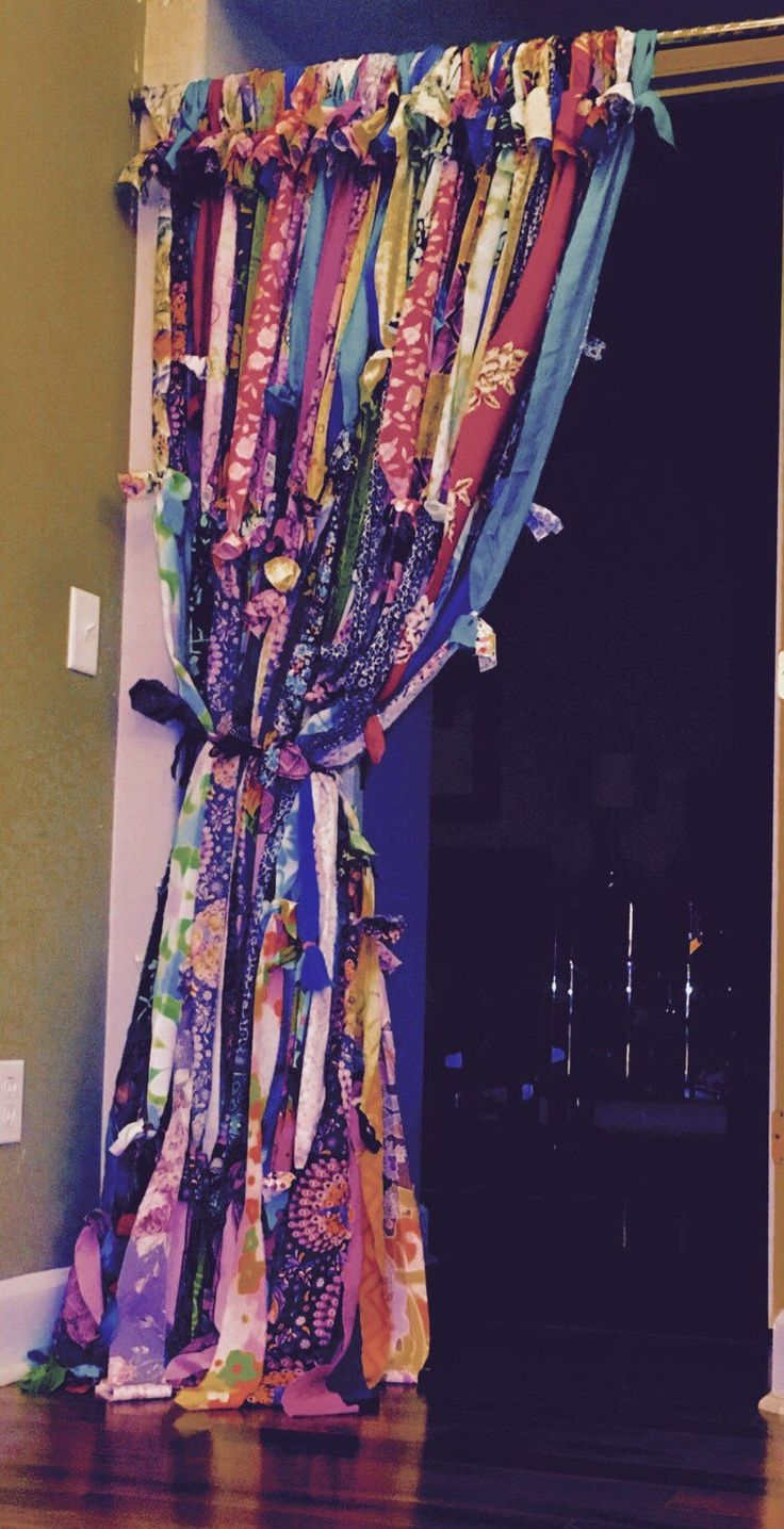 A personal favorite from my Etsy shop https://www.etsy.com/listing/473547488/gypsy-curtains
